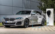 BMW 545e xDrive Berlina.