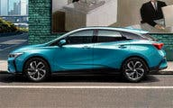 Buick Velite 6: eléctrico y exclusivo para China