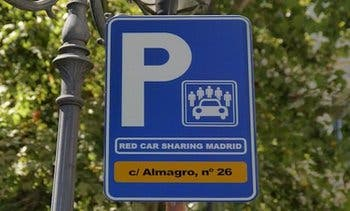 El Car sharing está disponible en todo el centro urbano de Madrid