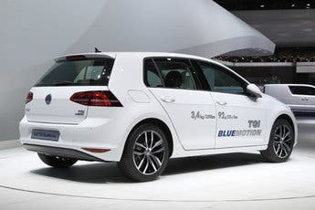 Volkswagen Golf TGI BlueMotion, amor a todo gas