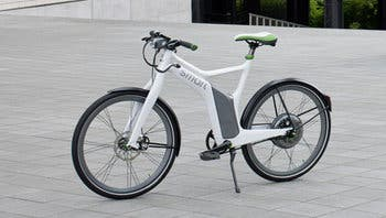 Smart e-Bike, eléctricamente bella