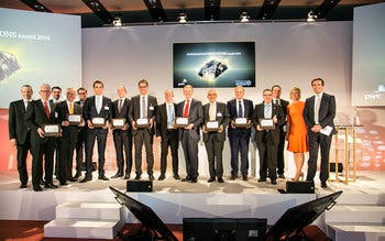 Premios Automotive Innovations Awards 2016