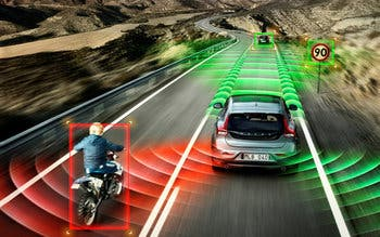 Conduccion autonoma