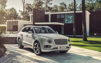 Bentley Bentayga Hybrid - 05