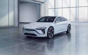 NIO ET Preview: una espectacular berlina eléctrica con baterías intercambiables