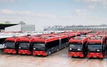 autobuses electricos VDL