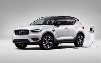 Volvo XC40 Recharge Twin Engine