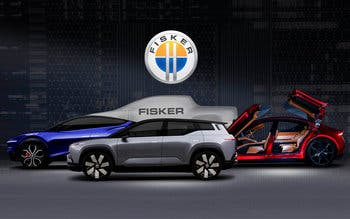 Gama coches electricos Fisker
