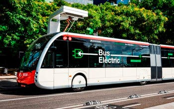 bus electrico