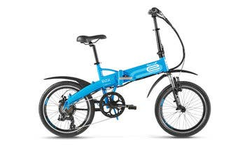 La bicicleta eléctrica City Surfer de Torrot Electric