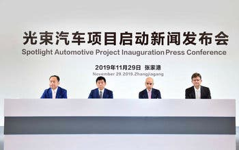 BMW y Great Wall invertirán 650 millones en China para la producción del Mini eléctrico