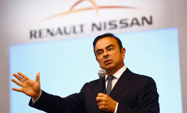 Carlos Ghosn, Presidente Director General de la Alianza Renault-Nissan.
