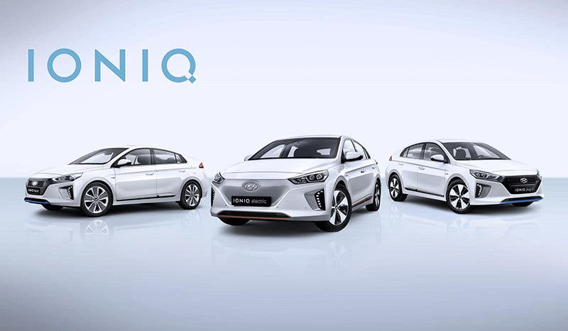 160224_All-New Hyundai IONIQ Line-up GMS 2016-1