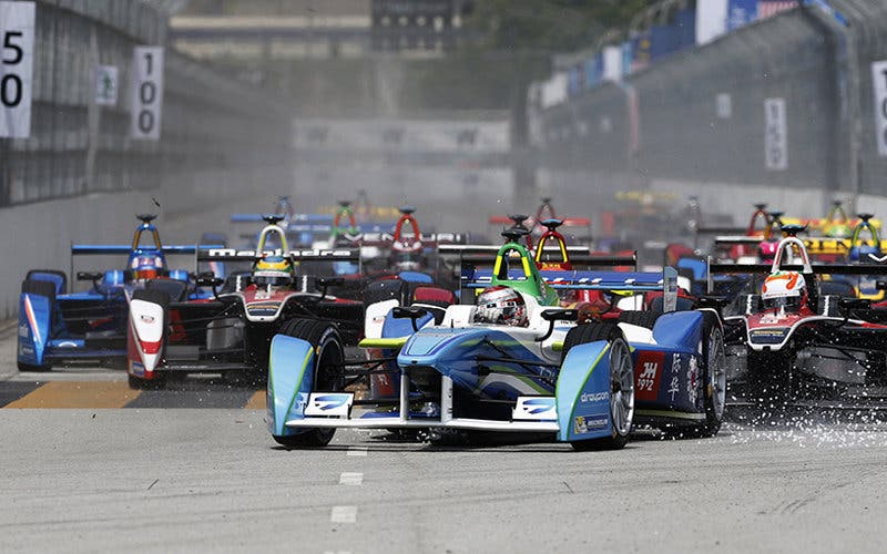 La Formula-E llega a Madrid de la mano de Evolution Electric Car Club.
