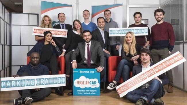 Grupo PSA invierte en la start-up francesa TravelerCar Travelercar.