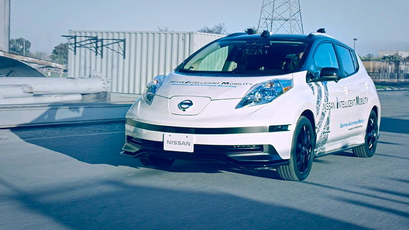 Seamless Autonomous Mobility- The ultimate Nissan Intelligent Integration