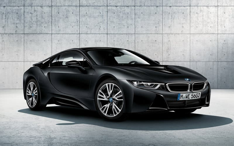 BMW i8 Protonic Frozen Black Edition: intenso, estético, expresivo…