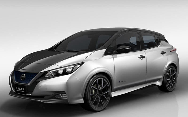 Nissan Leaf Grand Touring Concept