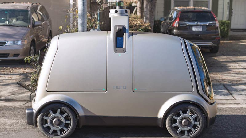 January 30, 2018óMountain View, Calif.ó? Today Nuro formally launched, debuting a self-driving