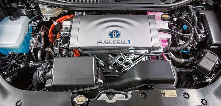 Toyota-Mirai-Fuel-Cell-Engine