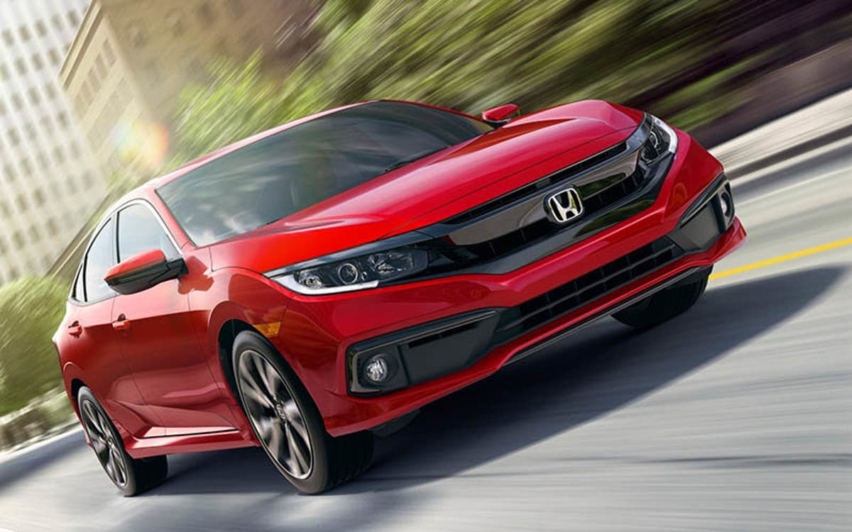 2021 Honda Civic Hybrid Specs and Review