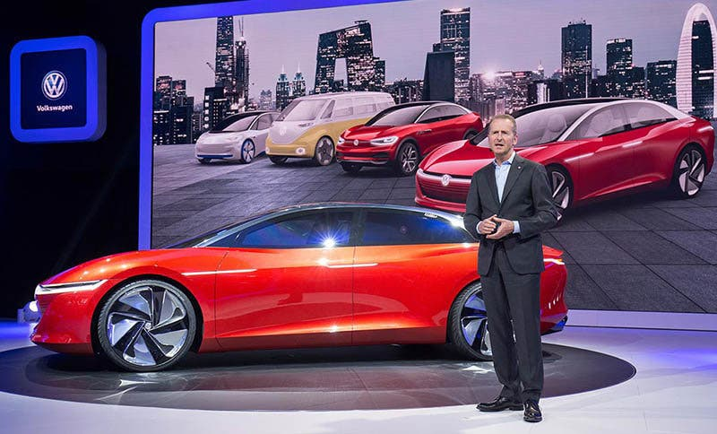 2018 Beijing International Automotive Exhibition