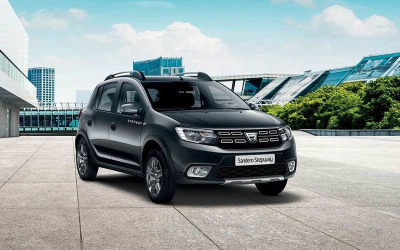 Dacia Sandero Stepway Urban Edition (archivo).