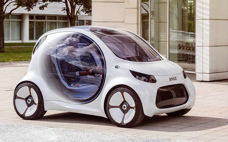 Smart Vision EQ ForTwo.