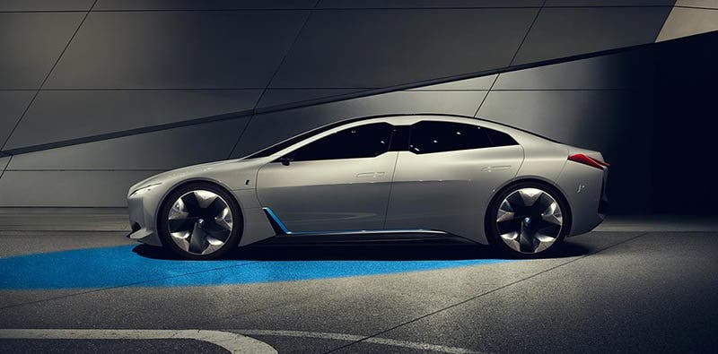 BMW concept iVision Dynamics