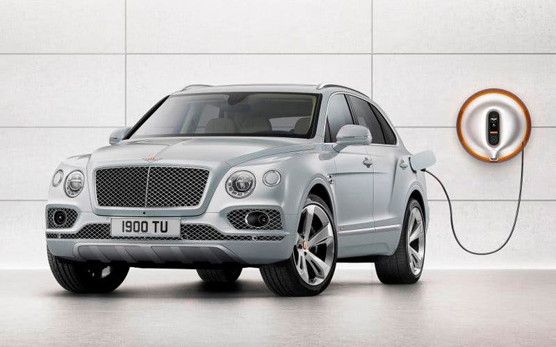 Bentley Bentayga PHEV.