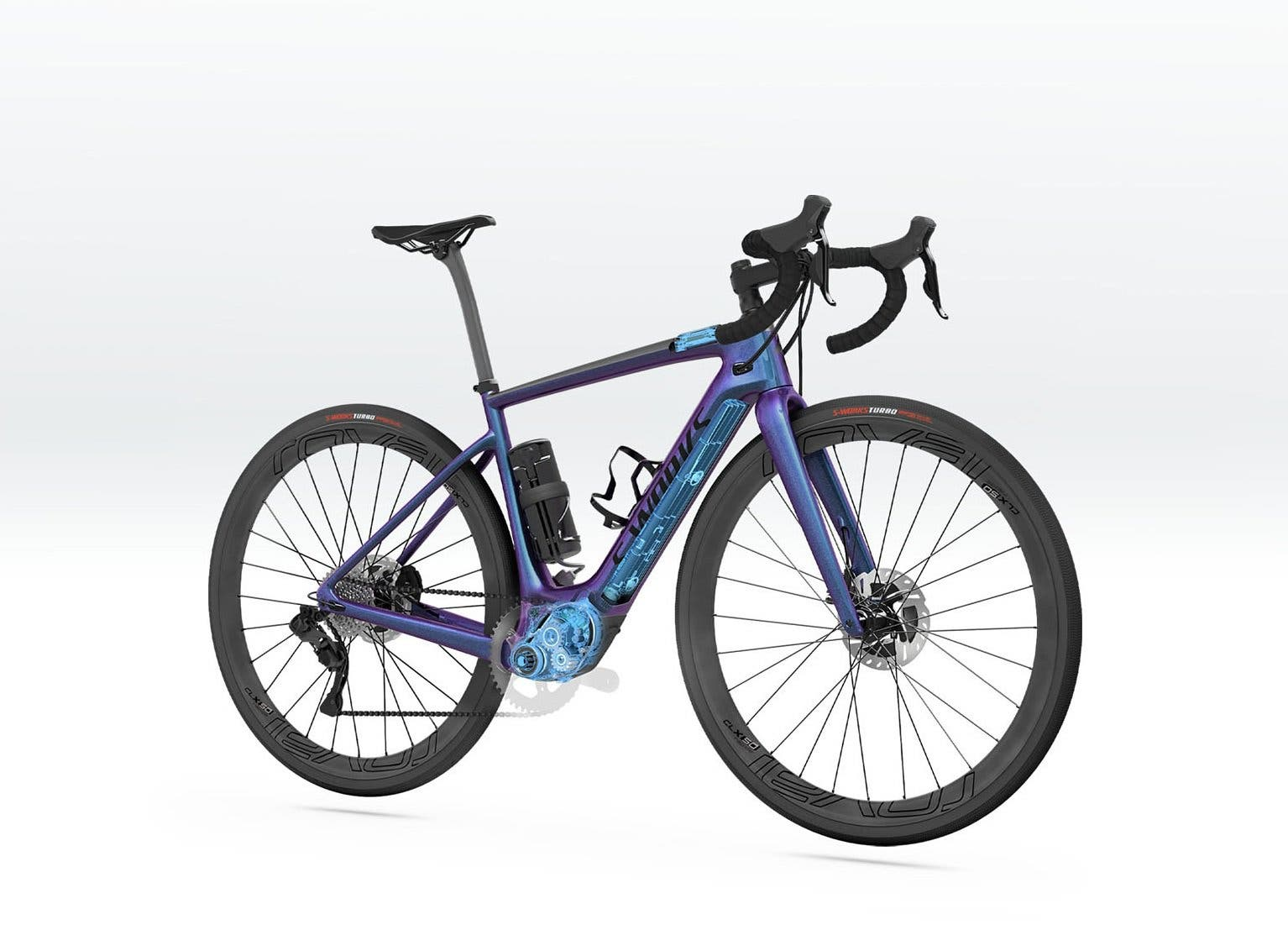 specialized-Turbo Creo SL S-Works-chasis