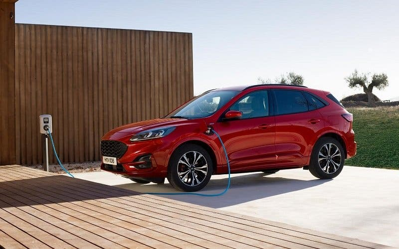 New Ford Kuga Plug In Hybrid St Line X 2020 Review Interior