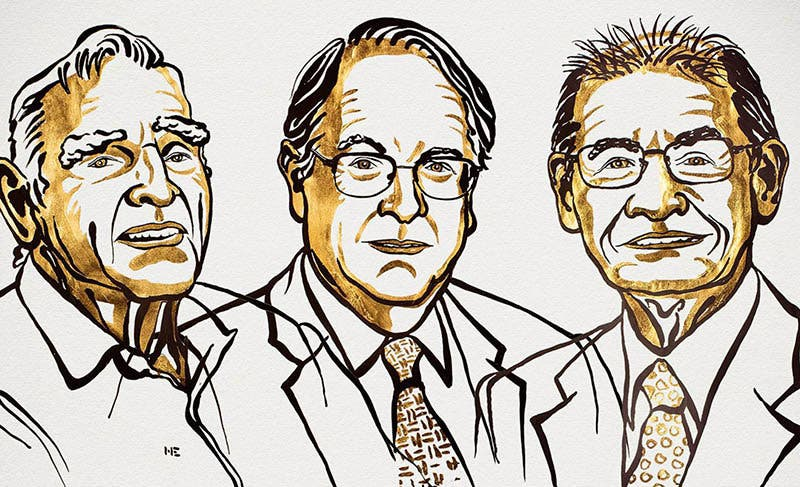 Goodenough, Whittingham y Yoshino premio Nobel de Química 2019