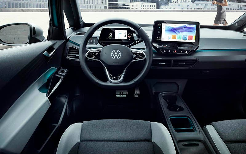 Intelligent ID. Light concept del Volkswagen ID.3.