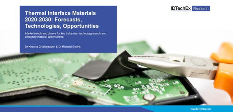 Thermal Interface Materials 2020-2030 Forecasts, Technologies, Opportunities