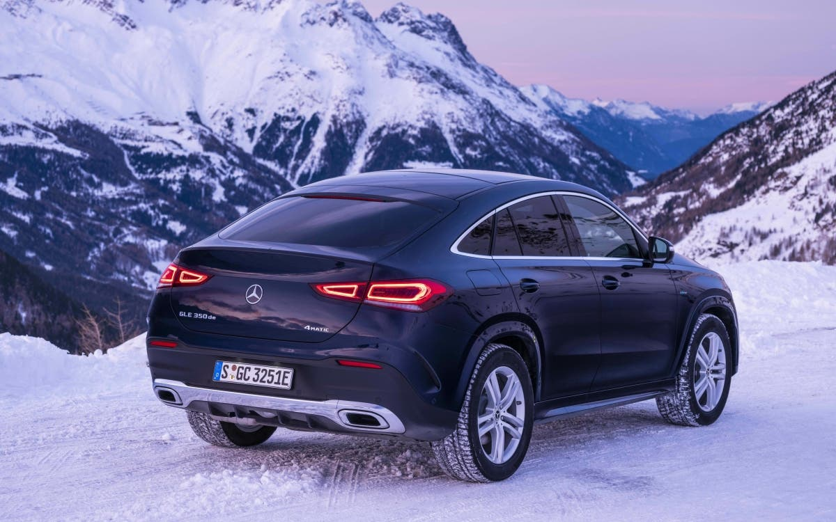 2021 Mercedes Gle Coupe Ratings