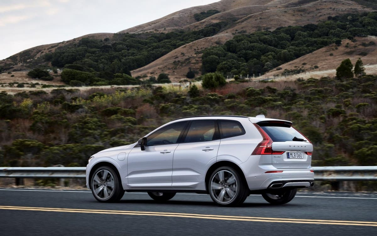 Volvo XC60 Recharge T6 AWD