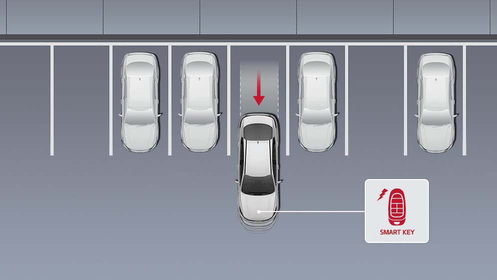 Kia-Remote Smart Parking Assist