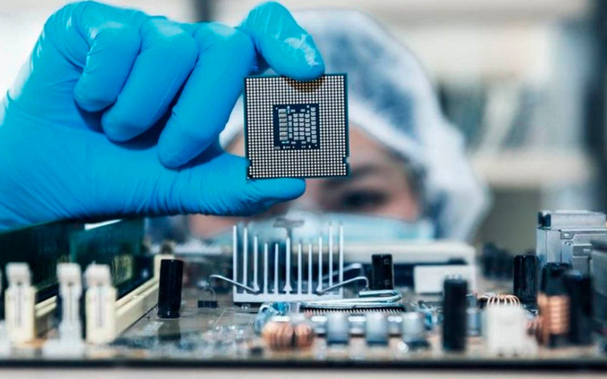 Crisis semiconductores microchips